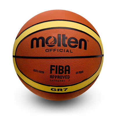 Molten Basketball  Bgr7 Official Size 7  Fiba Approved 2015 2019  Approved