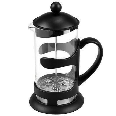 Pressfilterkanne Edelstahl Kaffeebereiter French Press Kaffeekocher Kaffeekanne