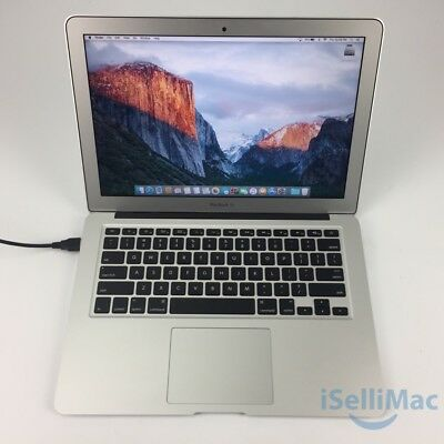 "Apple 2014 MacBook Air 13"" 1.4GHz I5 128GB 4GB MD760LL/B + C Grade + Warranty!"