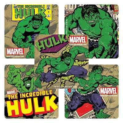 25 Incredible Hulk Stickers, 2.5