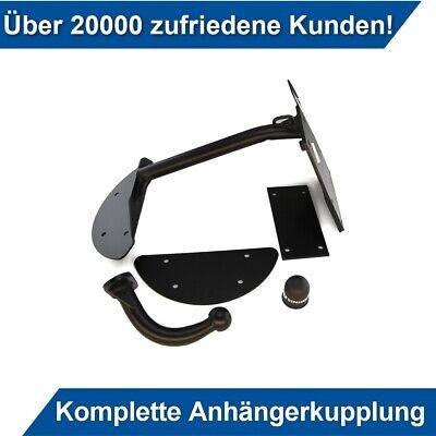 Für Opel Combo Corsa Anhängerkupplung starr+ES 13p ABE