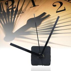 DIY Large Silent Quartz Wall Clock Movement Hands Mechanism Repair Parts Tool NW
