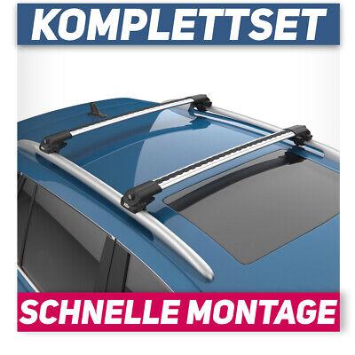 Alu Dachträger für Mercedes GLK X204 09-16 kompl. XT-RR