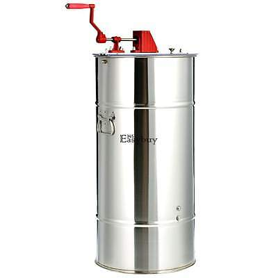 Pro 2 Frame Beekeeping Equipment Large Stainless Steel SS Honey Extractor US
