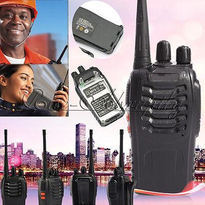 Baofeng-888S 5W 400-470MHz 16CH Two-way Ham Radio Handheld Walkie Talkie