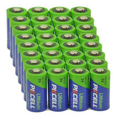 35x 3V Lithium Battery CR123A CR123 CR 123A 123 CR17345 Cell for Camera PKCELL for sale  Montclair