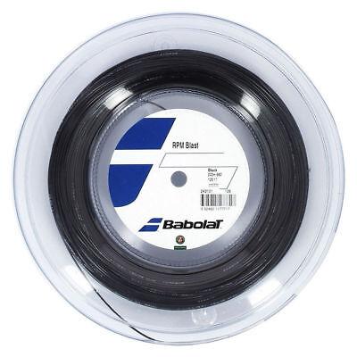 Babolat RPM Blast 16 Gauge 1.30mm Reel 660' 200m Tennis String NEW - US (16 660' Tennis String Reels)