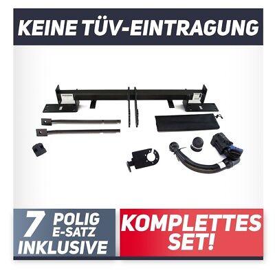 AHK starr Für Fiat PANDA II 5-Tür 2003-2012+E-SATZ 13p FAHRZEUGSPEZIFISCH