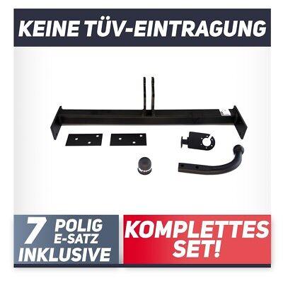 E-SATZ 13-polig NEU ABE Anhängerkupplung solid Für Ford MAVERICK II ab 2004