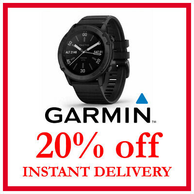 Garmin Tactix Delta Sapphire Watch DISCOUNT 20% OFF (READ DESCRIPTION)