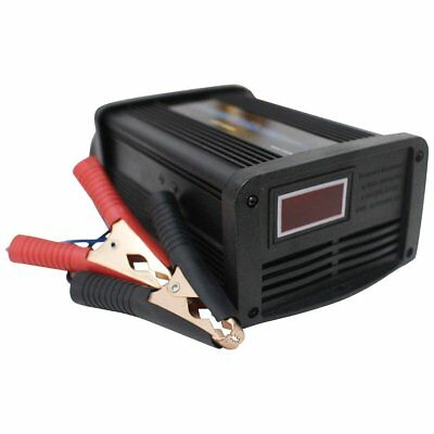 Smart 48V 5A High Frequency Lead Acid Battery Charger 7-stage Pulse Charging