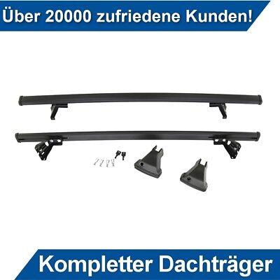 Für Mercedes E-Klasse W212 09-16 Stahl Dachträger an Befestigungspunkte kpl. PS7