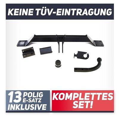 13-polig Elektrosatz BMW 5er E60 E61 2003-2010 Anhängerkupplung starr