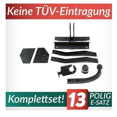 Anhängerkupplung Für Volvo V50 Kombi ab 04 AHK starr 7pol E-Satz