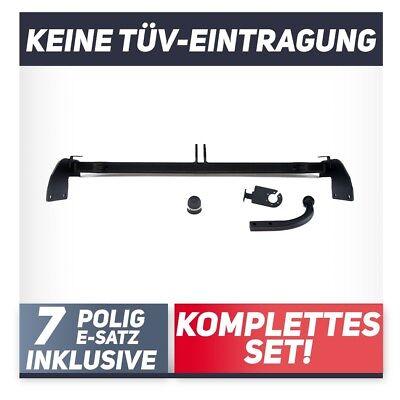 Für Venga YN Auto Hak E-Satz 13pol spezifisch Set Anhängerkupplung abnehmbar