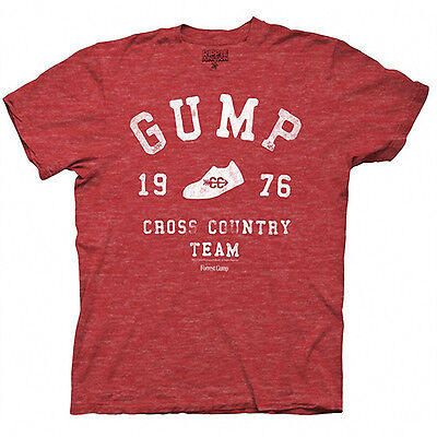 Cross Country Tee Shirts (Forrest Gump Cross Country Team)