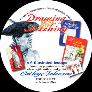Cathy-Johnsons-Drawing-Sketching-Workshop-CD-NEW