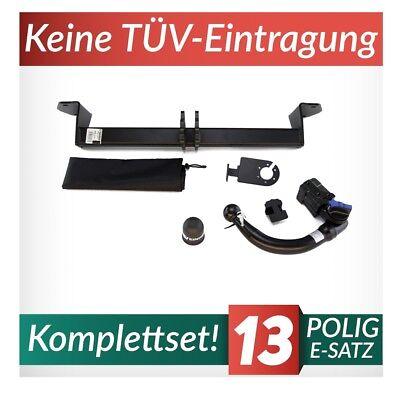 Für BMW 1er E87 5-Tür Fließheck Anhängerkupplung abnehmbar ABE