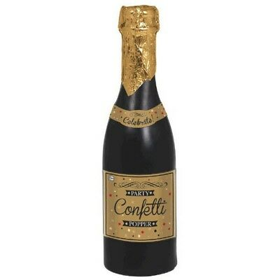 Confetti Champagne Bottle 12 3/4