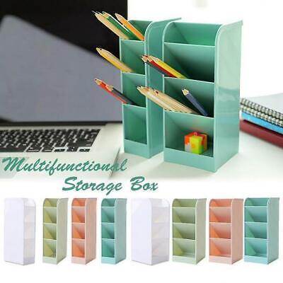 Pen Storage Holder Office Desktop Organizer Storage Box Ehe8