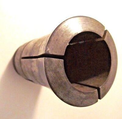 Hendey No-15 Spring Collet Round Grip 1-12 Lathe Milling Machist Chuck Tool