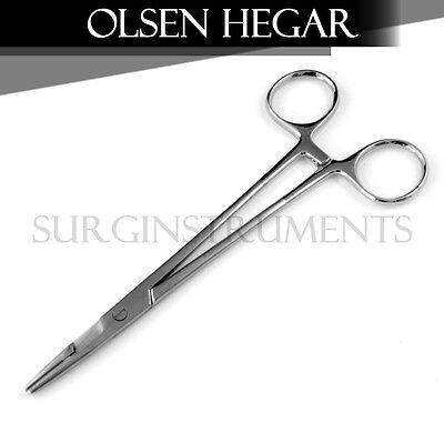 4 Olsen Hegar Needle Holder 5.5 Surgical Instruments