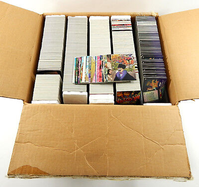Case of (5000+) 1994 Cardz Douglas Adams Hitchhiker's Guide to the Galaxy Cards