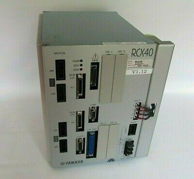 Yamaha Rcx40 Robot Servo Controller Rcx40