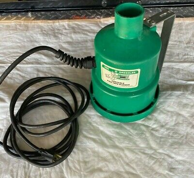 Greenlee Portable Fish Tape Blower No. 590