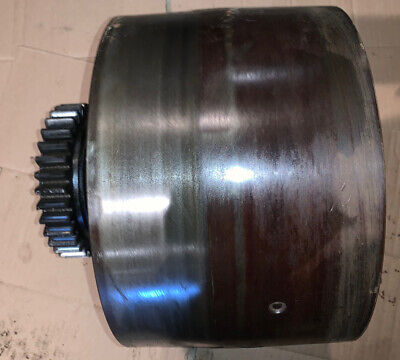 John Deere Late Styled A Clutch Pulley 1950-52 Aw An Ah Very Smooth Off 1952 A