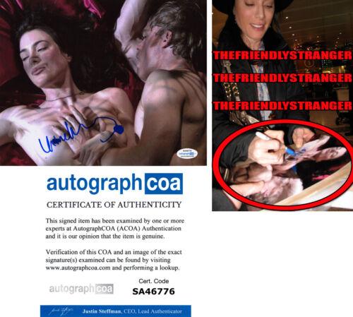 """Rare JAIME MURRAY signed """"DEXTER 8X10 PHOTO c EXACT PROOF - SEXY Lila ACOA COA"""