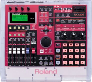 Roland e-Mix SP 808EX - DJ Equipment - Sampler - Mixer