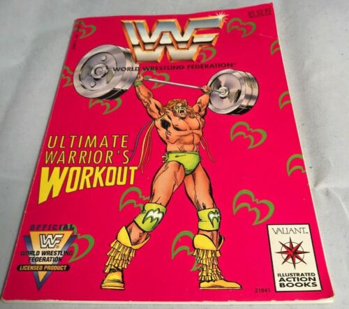 WWF World Wrestling Federation Ultimate Warrior