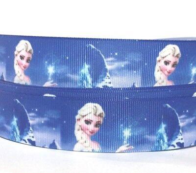 Elsa The Snow Queen (Grosgrain Ribbon 1