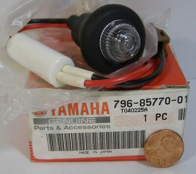Yamaha Oil Pilot Light For 1400 Generators 796-85770-01 1ct New