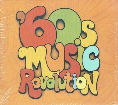 60s Music Revolution Time Life  9 CD  Box Set New Sealed Fast Free Ship