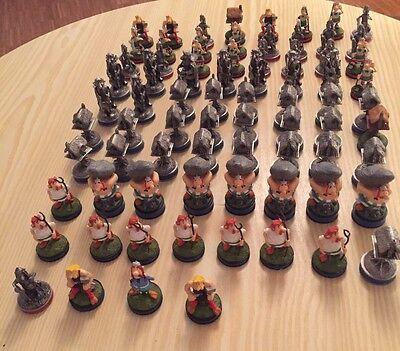 Asterix & Obelix Schachfiguren Mayfair Edition