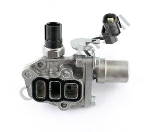 genuine oem honda accord 4 cyl odyssey vtec solenoid spool valve 1998 2002. Black Bedroom Furniture Sets. Home Design Ideas