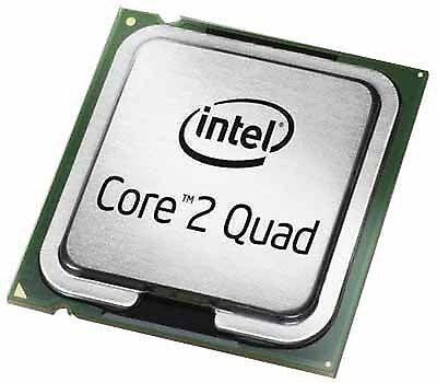 Intel Core2Quad Q9550 (12M Cache, 2.83 GHz, 1333 MHz FSB)