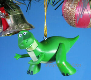 Decoration-Ornament-Home-Decor-Party-Xmas-Tree-Disney-Toy-Story-Rex-Toy-A463