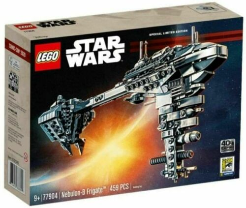 LEGO STAR WARS 77904 SDCC Comic Con Exclusive Nebulon-B Frigate 40th In Stock