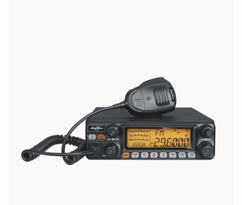 AnyTone AT-5555N CB Mobile Radio/Transceiver 10 Meter Radio