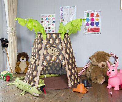 Bazoongi Palmtree Monkey Hut