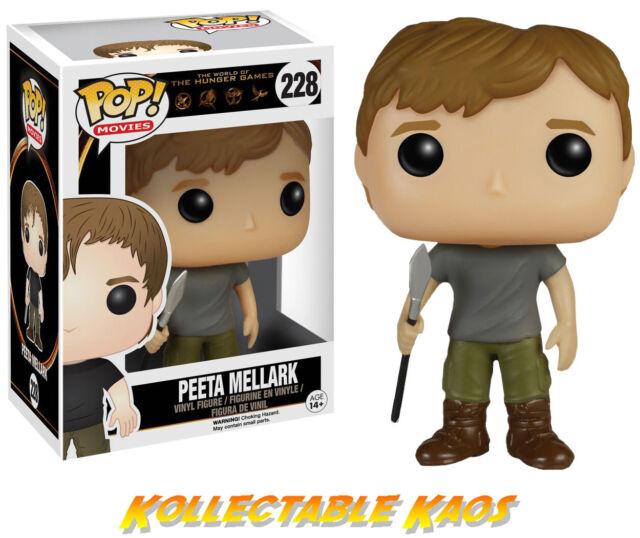 The Hunger Games - Peeta Mellark Pop! Vinyl Figure