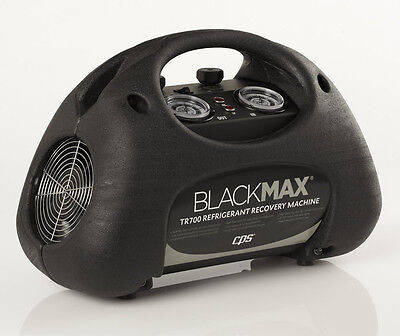 Cps Tr700 Blackmax Refrigerant Recovery Machine Twin Cylinder