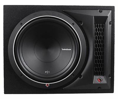 Rockford Fosgate P1-1X12 250 Watts Single Rms Subwoofer Encl
