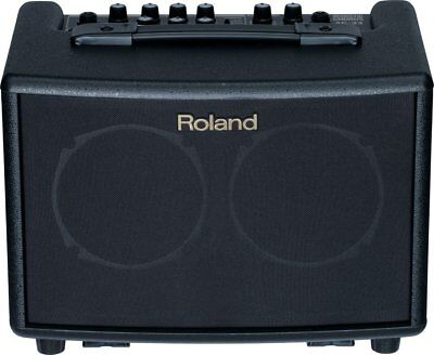 Roland AC-33 Acoustic Chorus Battery Powered Guitar Amplifier