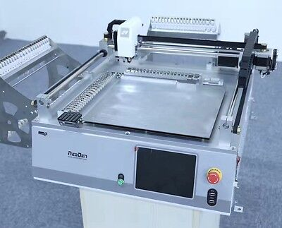 Vision Neoden3v Benchtop Pick And Place Robot With 42 Smt Feeder-j