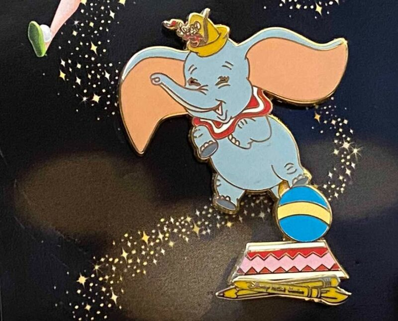 Dumbo & Timothy - Happiest Pin Celebration on Earth Artist Choice LE750 NOC