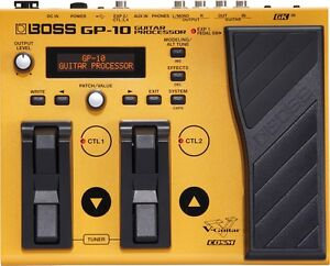 Boss GP-10 multi-effet / synth + pickup Roland GK